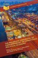 Cover image for The Palgrave Handbook of Contemporary International Political Economy