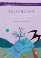 Cover image for Bodies in Resistance Gender and Sexual Politics in the Age of Neoliberalism