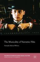 Cover image for The Musicality of Narrative Film