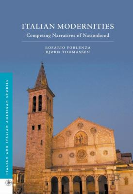 Cover image for Italian Modernities Competing Narratives of Nationhood