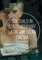Cover image for The Child in Contemporary Latin American Cinema