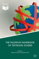 Cover image for The Palgrave Handbook of Textbook Studies