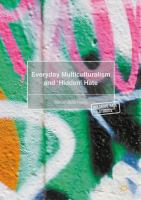 Cover image for Everyday Multiculturalism and 'Hidden' Hate