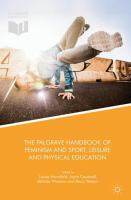 Cover image for The Palgrave Handbook of Feminism and Sport, Leisure and Physical Education
