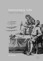 Cover image for Immunitary Life A Biopolitics of Immunity