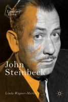Cover image for John Steinbeck A Literary Life