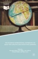Cover image for The Palgrave International Handbook on Adult and Lifelong Education and Learning