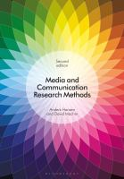 Cover image for Media and communication research methods