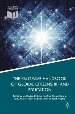 Cover image for The Palgrave Handbook of Global Citizenship and Education
