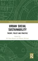 Cover image for Urban Social Sustainability Theory, Policy and Practice
