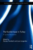 Cover image for The Kurdish issue in Turkey : a spatial perspective