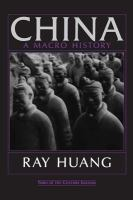 Cover image for China : a macro history