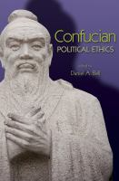 Cover image for Confucian Political Ethics