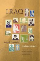 Cover image for Iraq A Political History