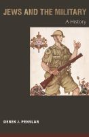 Cover image for Jews and the Military A History