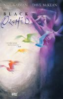 Cover image for Black orchid