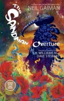 Cover image for The Sandman : overture