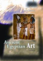 Cover image for Ancient Egyptian art