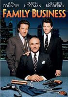 Cover image for Family business