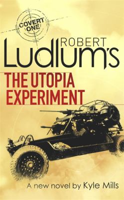 Cover image for Robert Ludlum's the Utopia experiment