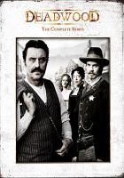 Cover image for Deadwood the complete series