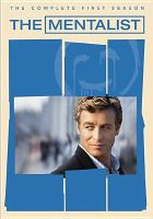 Cover image for The mentalist The complete first season