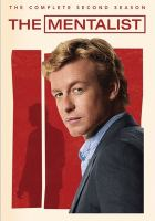 Cover image for The mentalist The complete 2nd season