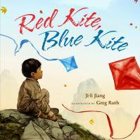 Cover image for Red kite, blue kite