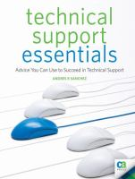 Cover image for Technical Support Essentials Advice You Can Use to Succeed in Technical Support