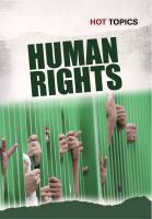 Cover image for Human rights