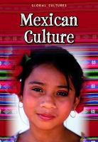 Cover image for Mexican culture