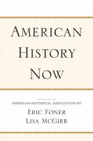 Cover image for American history now