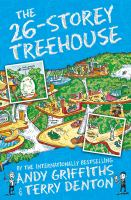 Cover image for The 26-story treehouse