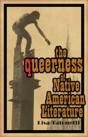 Cover image for The queerness of Native American literature