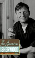 Cover image for The American Isherwood