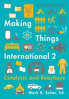 Cover image for Making Things International 2 Catalysts and Reactions / 2. Catalysts and reactions