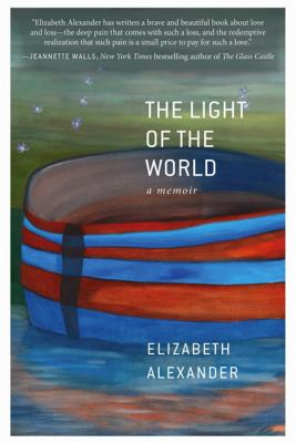 Cover image for The light of the world : a memoir