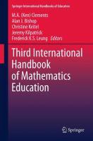 Cover image for Third International Handbook of Mathematics Education