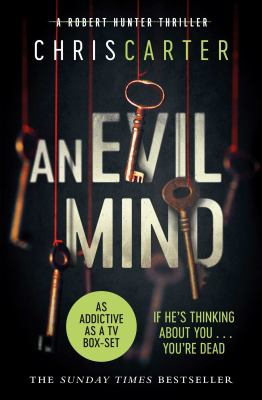 Cover image for An evil mind