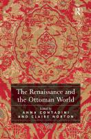 Cover image for The Renaissance and the Ottoman world