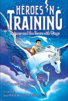 Cover image for Hermes and the horse with wings