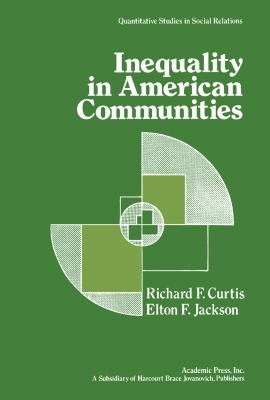 Cover image for Inequality in American communities