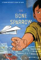 Cover image for The Bone Sparrow