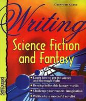 Cover image for Writing science fiction and fantasy