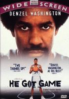 Cover image for He got game