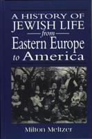 Cover image for A history of Jewish life from Eastern Europe to America