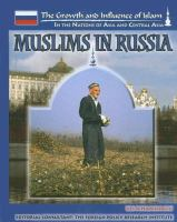Cover image for Muslims in Russia