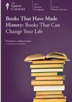 Cover image for Books that have made history books that can change your life