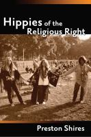 Cover image for Hippies of the religious right