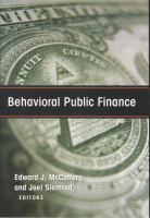 Cover image for Behavioral Public Finance